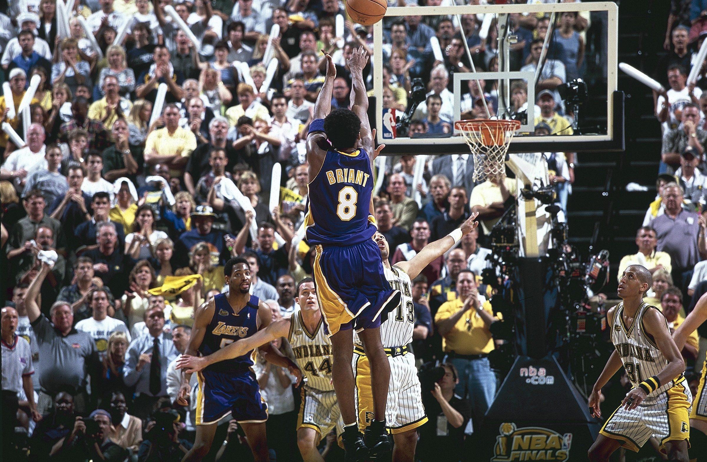 Los Angeles Lakers Kobe Bryant, 2000 Finals