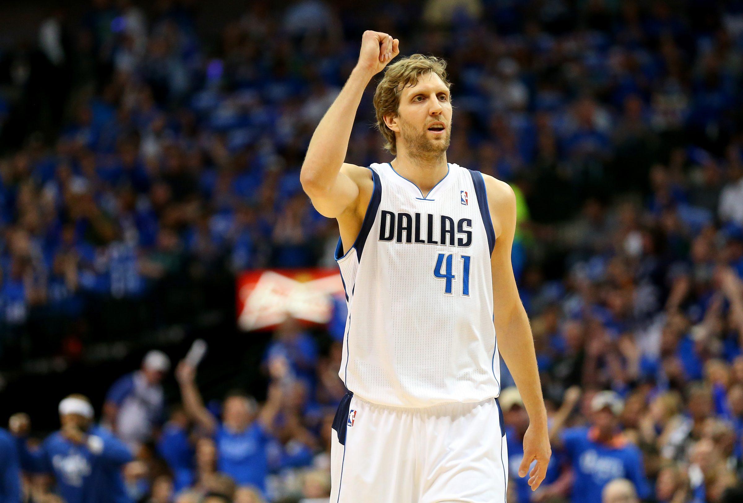 San Antonio Spurs v Dallas Mavericks – Game Six