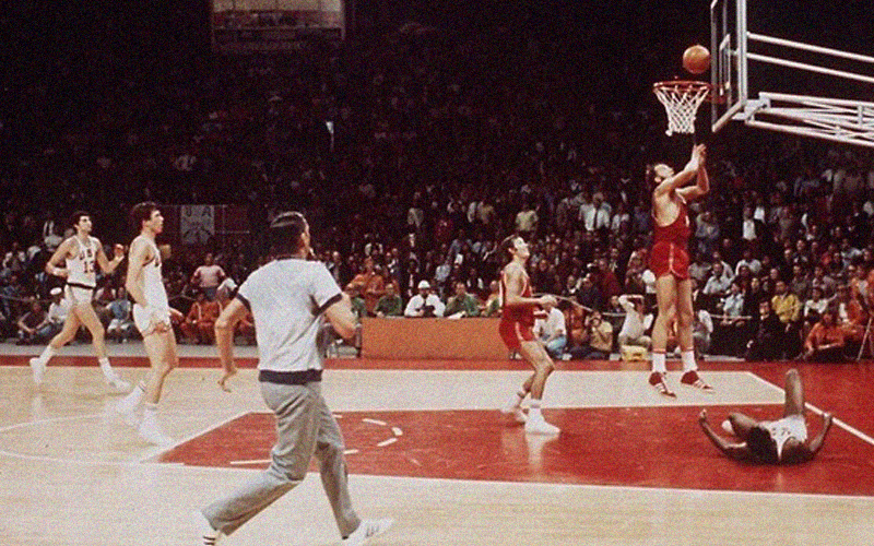 final olimpica 1972
