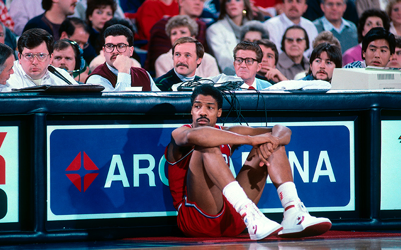julius erving podcast