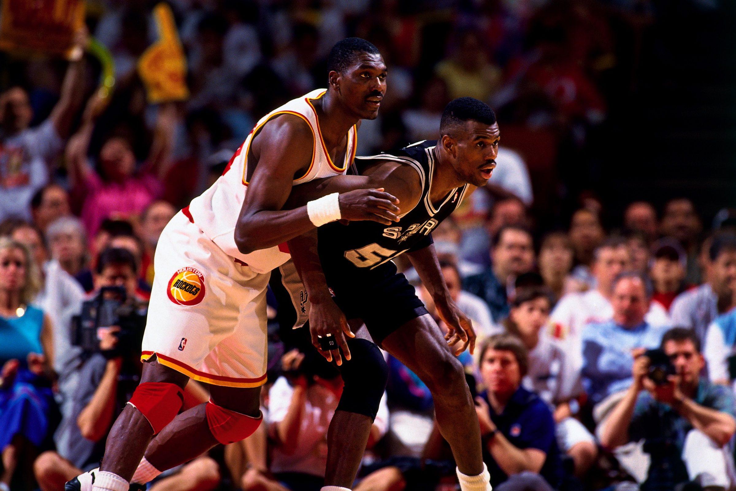 Finales Conferencia Oeste 1995