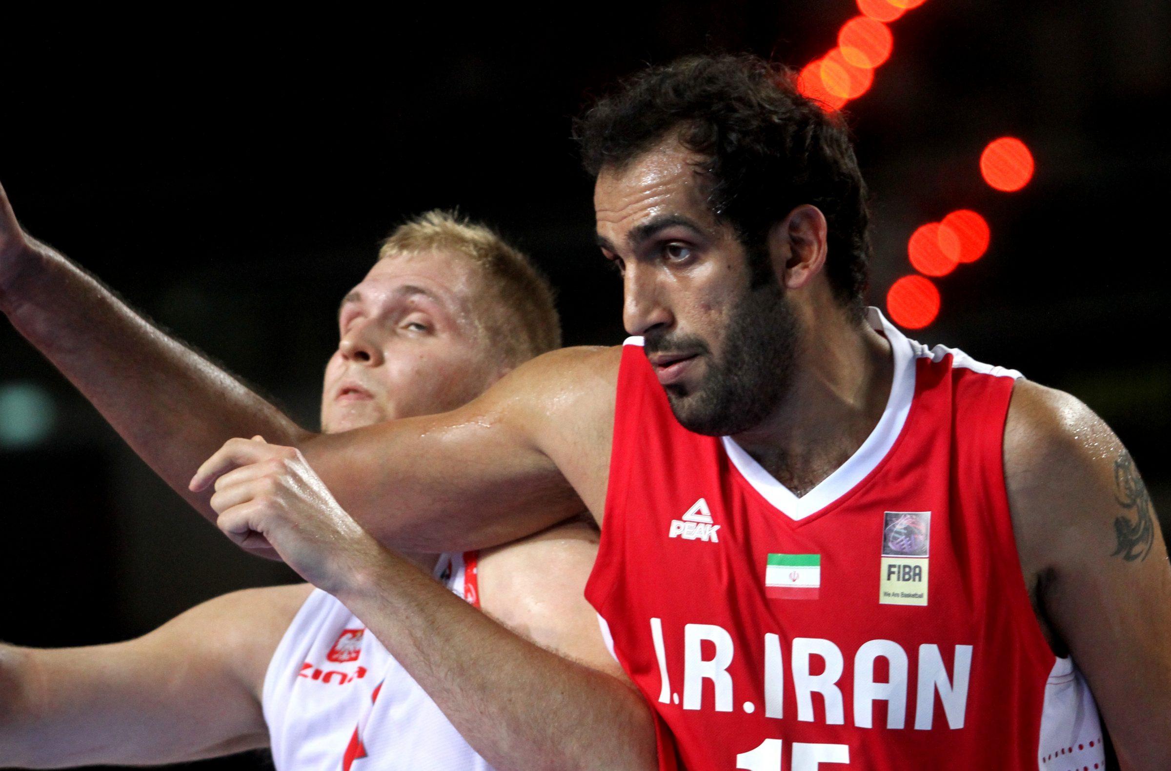 Hamed Haddadi en la NBA